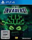 8-Bit Invaders (PlayStation 4)