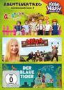 Abenteuertrio Kinderfilmbox - Familienspaß hoch 3 DVD-Box (DVD)