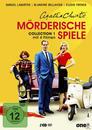 Agatha Christie - Mörderische Spiele. Collection 1 - 2 Disc DVD (DVD)