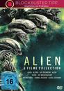 Alien 1-6 Filme Collection ProSieben Blockbuster Tipp (DVD)