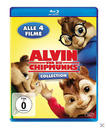 Alvin und die Chipmunks Collection 1-4 BLU-RAY Box (BLU-RAY)