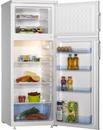 KGC 15425 W Doppeltür-Kühlschrank A++ 160l/45l 171kWh/Jahr