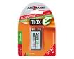 NiMH Akku 9V-Block E Typ 300 min. 270mAh maxE Batterie 1er Blister