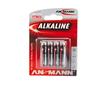 Alkaline Batterie Micro AAA LR03 1,5V 4er-Blister