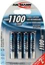 Akku Micro AAA Typ 1100 min. 1050mAh Batterien 4er Blister