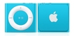 iPod Shuffle 2GB MD775FD/A MP3-Player