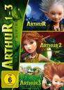Arthur und die Minimoys 1-3 DVD-Box (DVD)