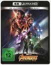 Avengers: Infinity War (4K Ultra HD BLU-RAY + BLU-RAY)