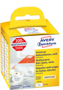 ASS0722440 Rollenetiketten Universal 54x70mm Thermodirektdrucker permanent