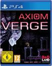 Axiom Verge (PlayStation 4)