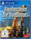 Baumaschinen: Die Simulation (PlayStation 4)