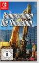 Baumaschinen: Die Simulation (Nintendo Switch)