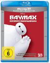 Baymax - Riesiges Robowabohu (BLU-RAY 3D/2D)