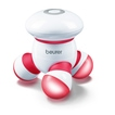 MG 16 Mini-Massagegerät LED-Licht Massage-to-go Vibrationsmassage