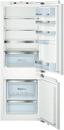 KIS77AF30 Einbau-Kühl-/Gefrierkombination 169l/61l A++ 201kWh/Jahr Flachscharnier