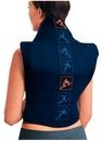 relaxxtherm sports PFP5030 Rücken- und Nackenkissen 3 Temperaturstufen