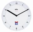 66013 BNC 006 Funkwanduhr LCD-Sekunden-Anzeige leises Laufwerk