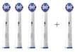 Precision Clean 4+1 Ersatzzahnbürsten für elektrische Zahnbürste