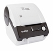 QL-500BW Etikettendrucker mit Einzel- und Endlos-Etiketten