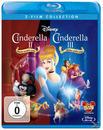 Cinderella 2 - Träume werden wahr / Cinderella 3 - Wahre Liebe siegt (BLU-RAY)