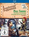 Das Sams - Augsburger Puppenkiste Remastered (BLU-RAY)