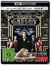 Der Große Gatsby (4K Ultra HD BLU-RAY + BLU-RAY)