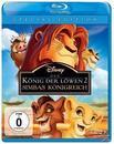 Der König der Löwen 2 - Simbas Königreich Silver Edition (BLU-RAY)