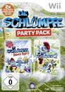 Die Schlümpfe Party Pack (Software Pyramide) (Nintendo WII)