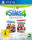Die Sims 4 Bundle: Die Sims 4 + Hunde & Katzen (PlayStation 4)