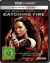 Die Tribute Von Panem: Catching Fire (4K Ultra HD BLU-RAY + BLU-RAY)