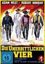 Die unerbittlichen Vier (DVD)