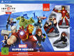 Disney Infinity 2.0: Marvel Super Heroes Starter-Set (Software Pyramide) (PlayStation 4)