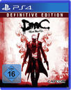 DmC: Devil May Cry - Definitive Edition (Software Pyramide) (PlayStation 4)