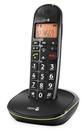 PhoneEasy 100w schnurloses DECT-Telefon große Tasten Freisprechen