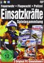 Einsatzkräfte Spielesammlung: Feuerwehr, Flugwacht. Polizei (PC)