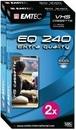 Video-Kassette VHS E-240 2er Pack