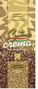 Caffe Espresso Crema 1kg Premium-Kaffeemischung 60% Robusta 40% Arabica