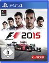 F1 2015 (Software Pyramide) (PlayStation 4)