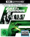 Fast & Furious 6 (4K Ultra HD BLU-RAY + BLU-RAY)