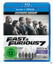 Fast & Furious 7 Extended Version (BLU-RAY)