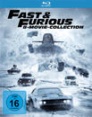Fast & Furious - 8 Movie Collection BLU-RAY Box (BLU-RAY)