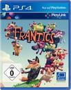Frantics (PlayStation 4)