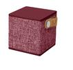 Rockbox Cube Ruby mobiler Lautsprecher Bluetooth AUX-IN