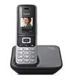 S850 schnurloses Telefon (Schwarz,Platin)