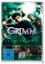 Grimm - Staffel 2 DVD-Box (DVD)
