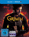 Grimm - Staffel 5 Limited Steelbook (BLU-RAY)