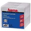 00051168 CD-Leerhülle Slim Double 25er-Pack