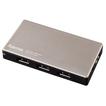 00054544 USB-3.0-Hub 1:4 mit Ladefunktion und Netzteil