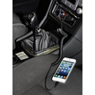 00080834 Kfz-Ladegerät für iPod nano 7G/touch 5G und iPhone 5 MFI