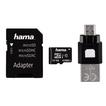00123939 microSDHC OTG-Zubehör-Set 4-teilig 32GB Class 10 UHS-I